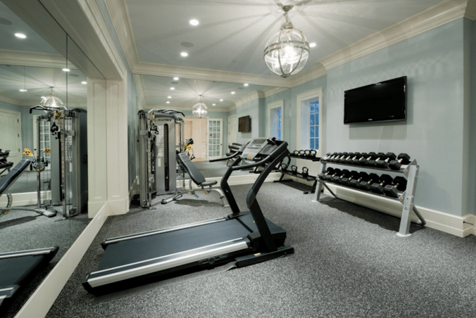 Fitnessraum Einrichten A Look At 12 Luxury Home Gyms | Homes Of The Rich