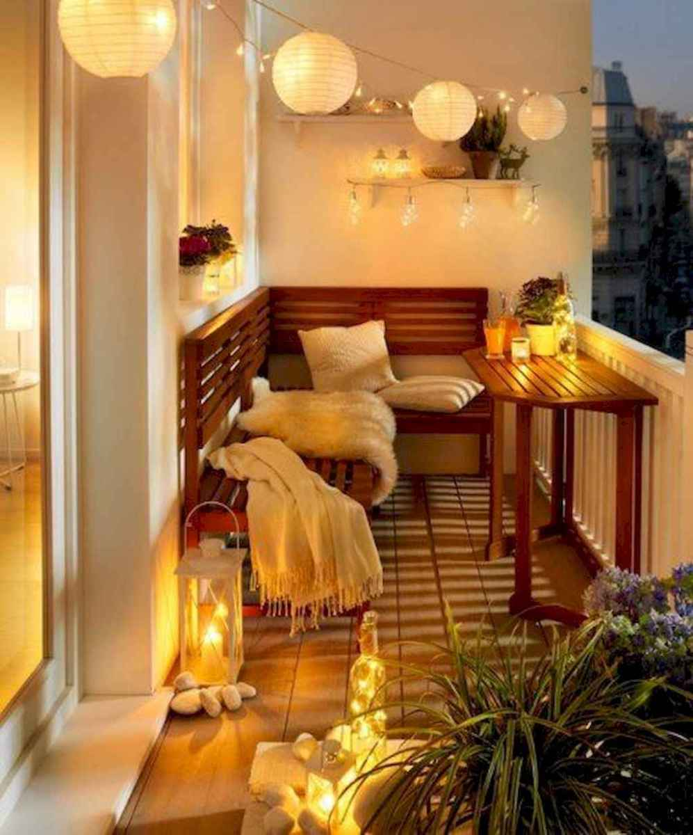 Home Deocrating Ideas 63 Cozy Apartment Balcony Decorating Ideas - Homespecially