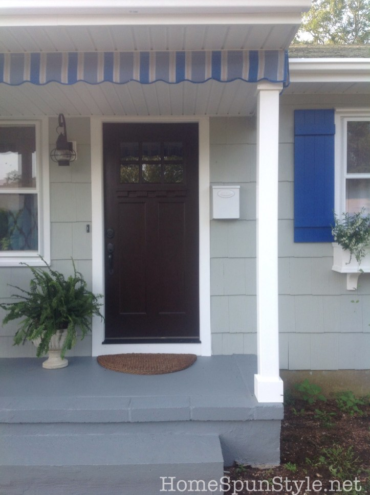Lowes Awnings Awnings And Porch Valances – Home Spun Style