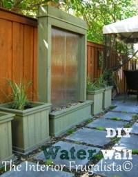 DIY Patio Water Feature - Homestead & Survival