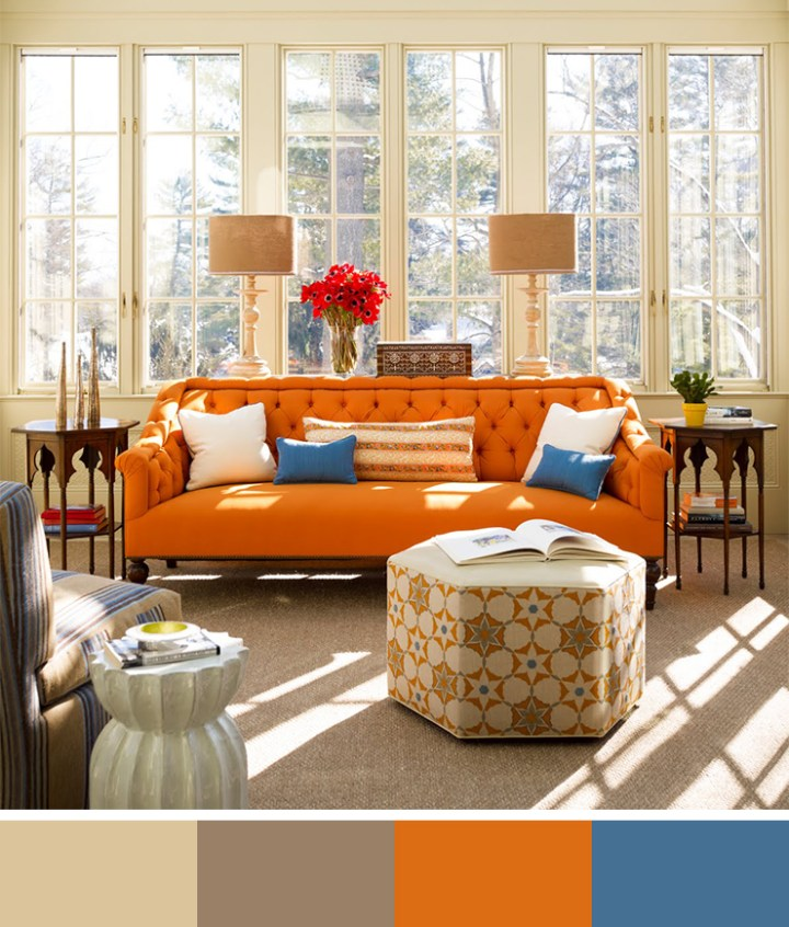 the significance of color in design interior design color
