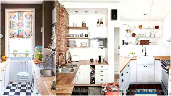 18 Neat Ergonomic Kitchen Islands Designs Featuring Open: Contemporary Approach To Kitchen Design: Home Circled