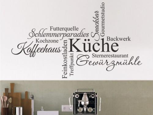 Wandtattoo Sprüche Für Küche