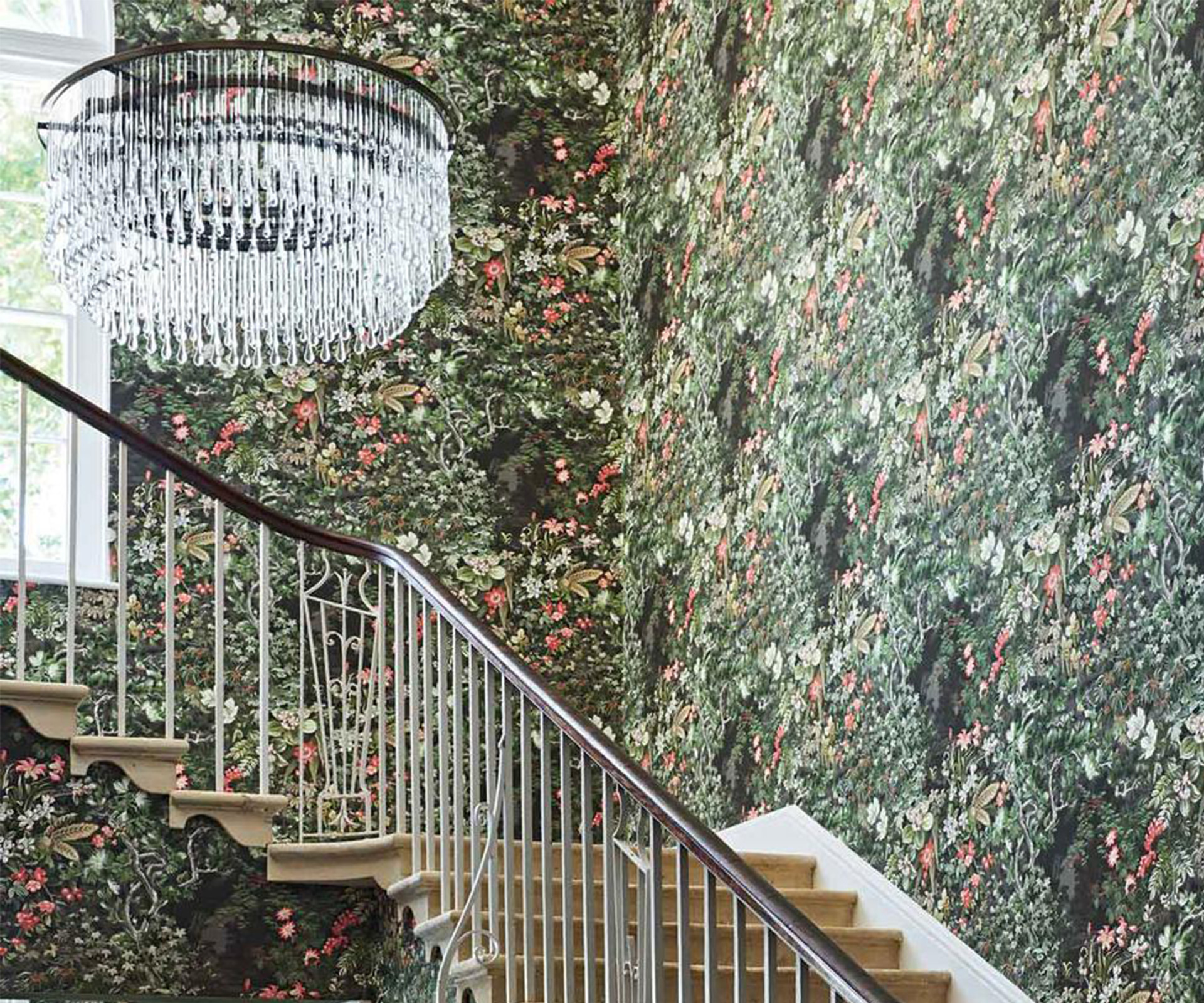 Interieur Wallpaper Give Your Interior An On Trend Makeover With Botanical Inspired