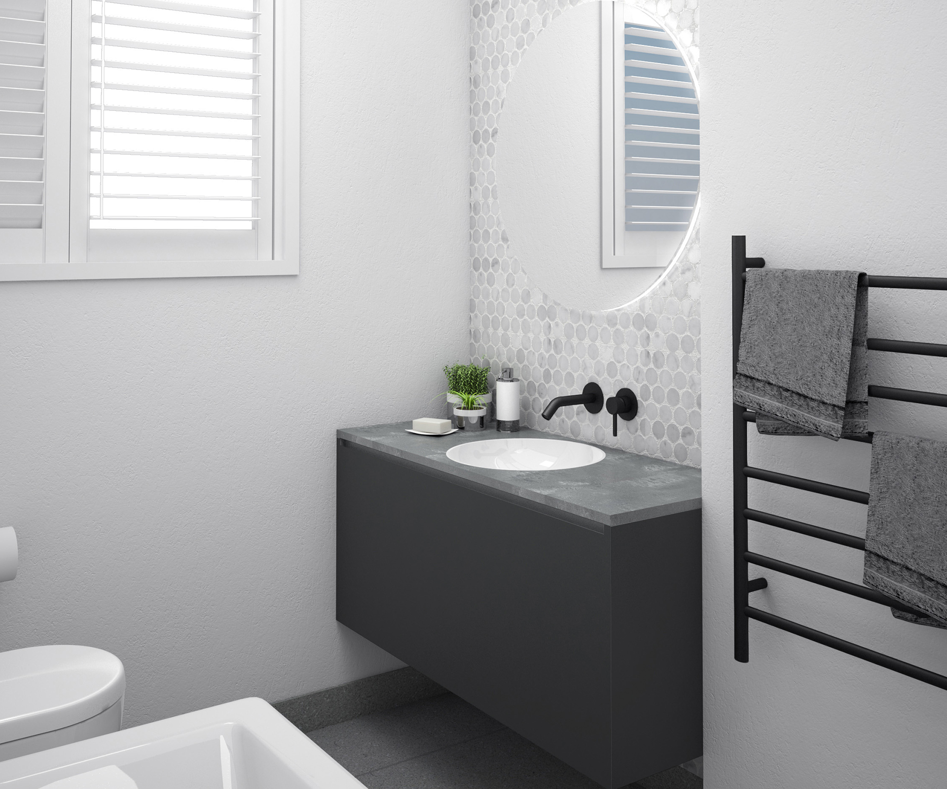4 Ways To Redesign A Small Family Bathroom With A 28 000 Budget