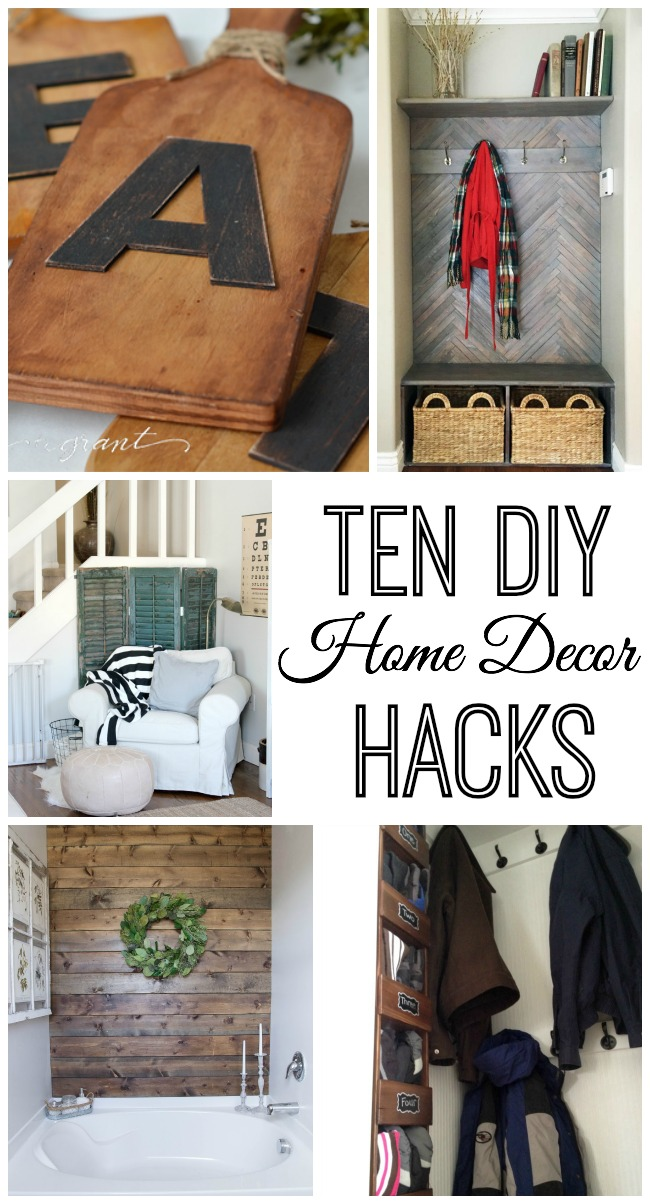 Cara Ikut The Project Home And Decor 10 Do It Yourself Home Decor Hacks - Home Stories A To Z