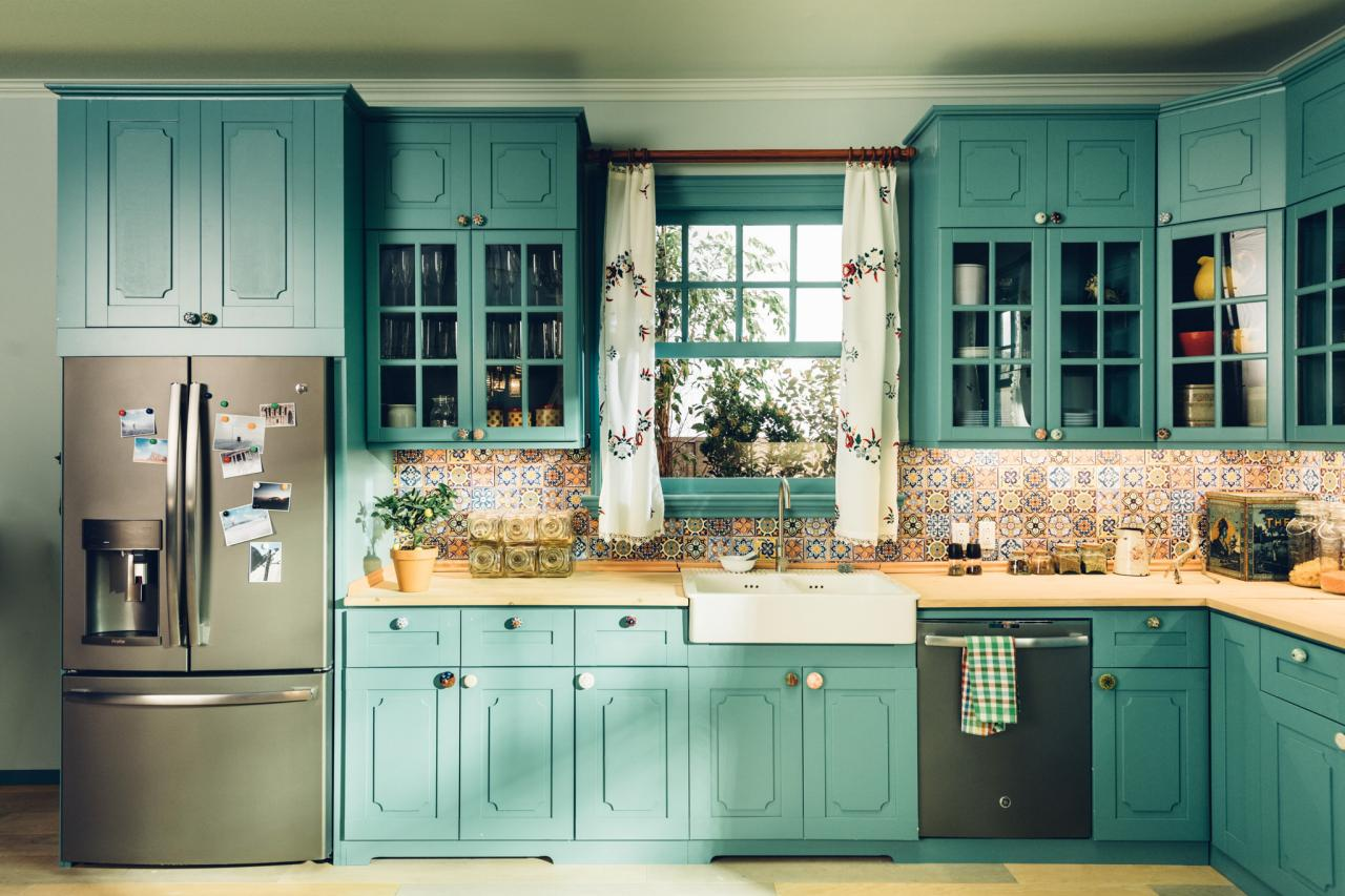 Quickest Way To Paint Kitchen Cabinets 5 Easy Ways To Update Your Kitchen