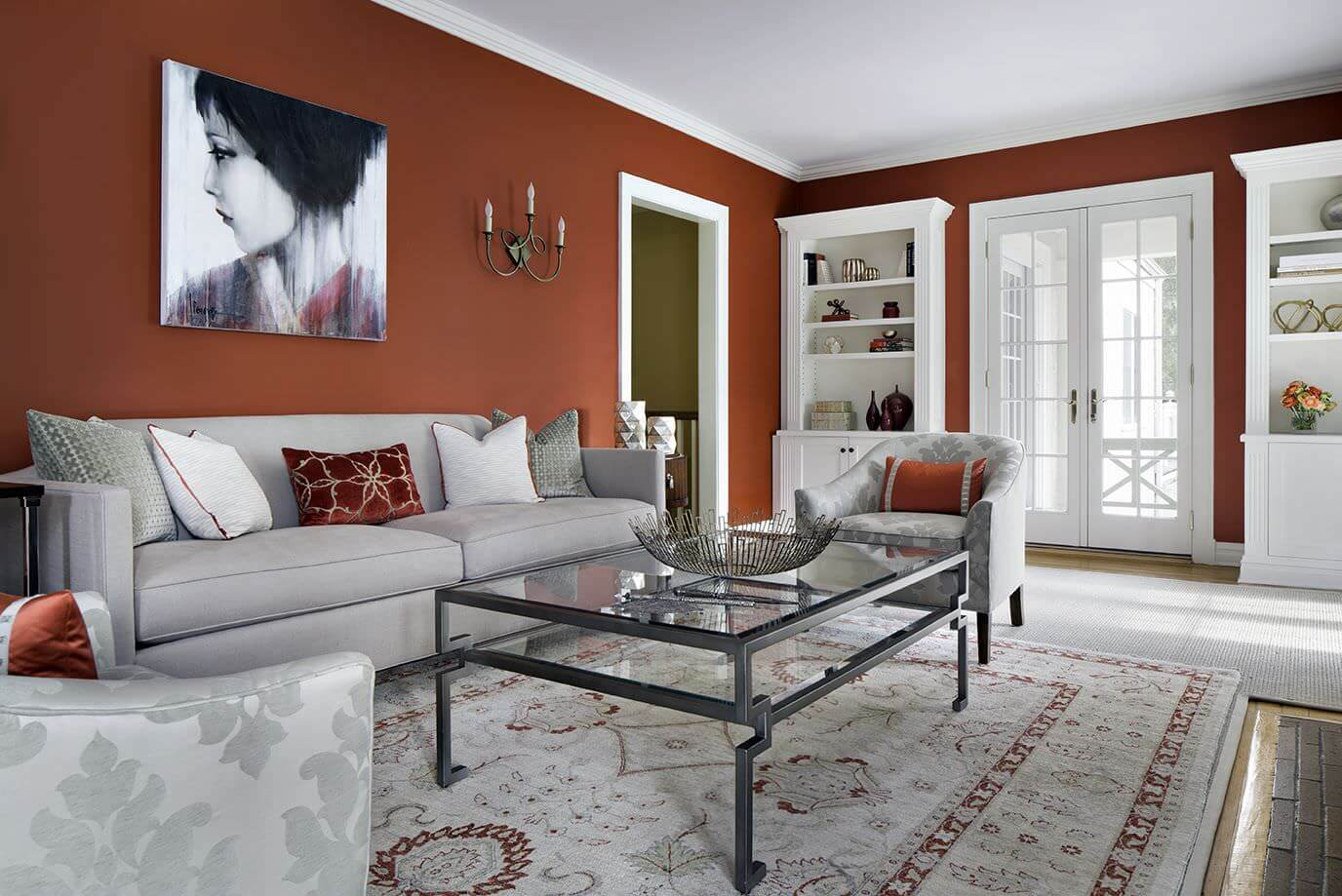 Best Living Room Colors And Color Combinations 2021