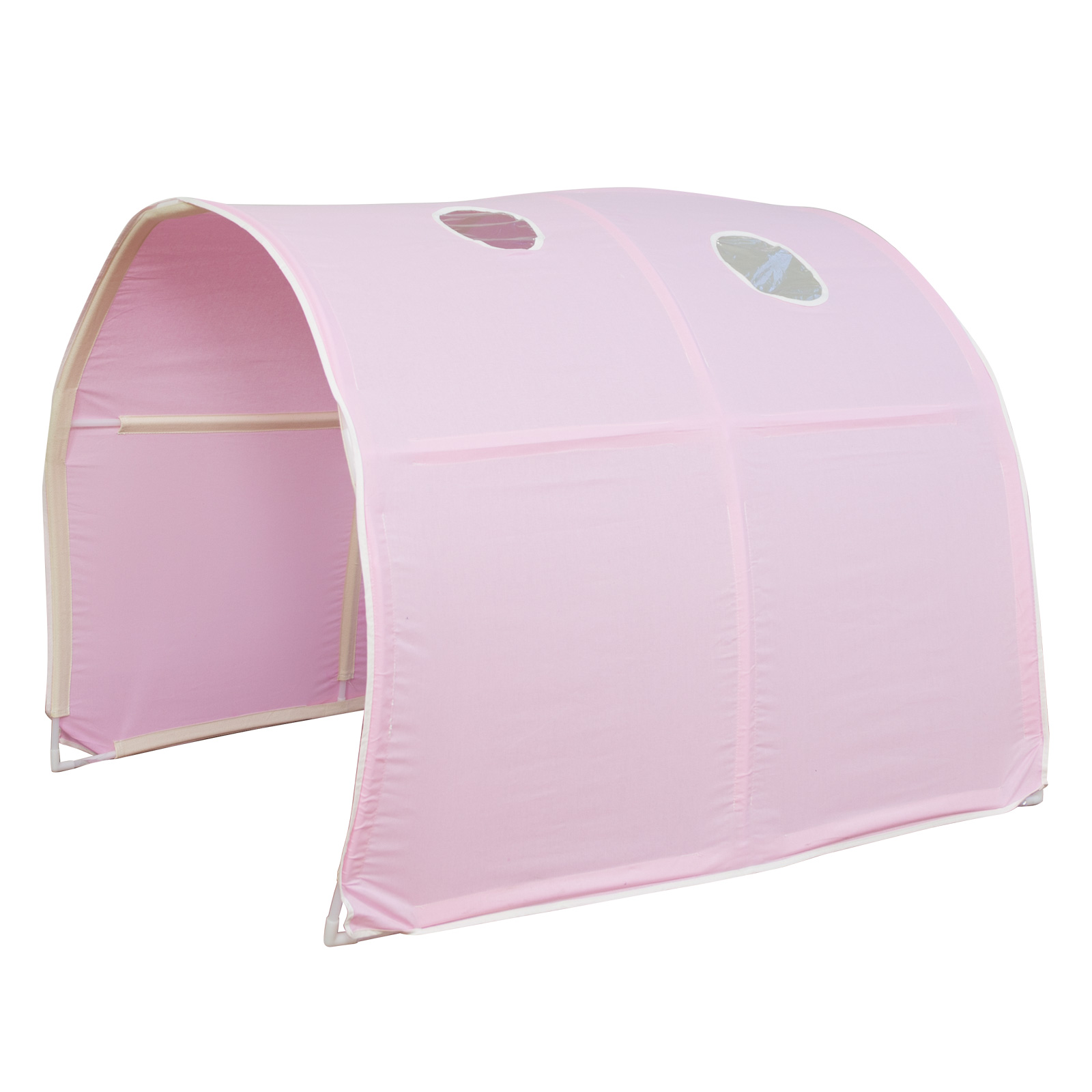 Kinderbett Tunnel Childrens Bed Tunnel Bed Tent Bunk Bed Cabin Bed Accessories Pink