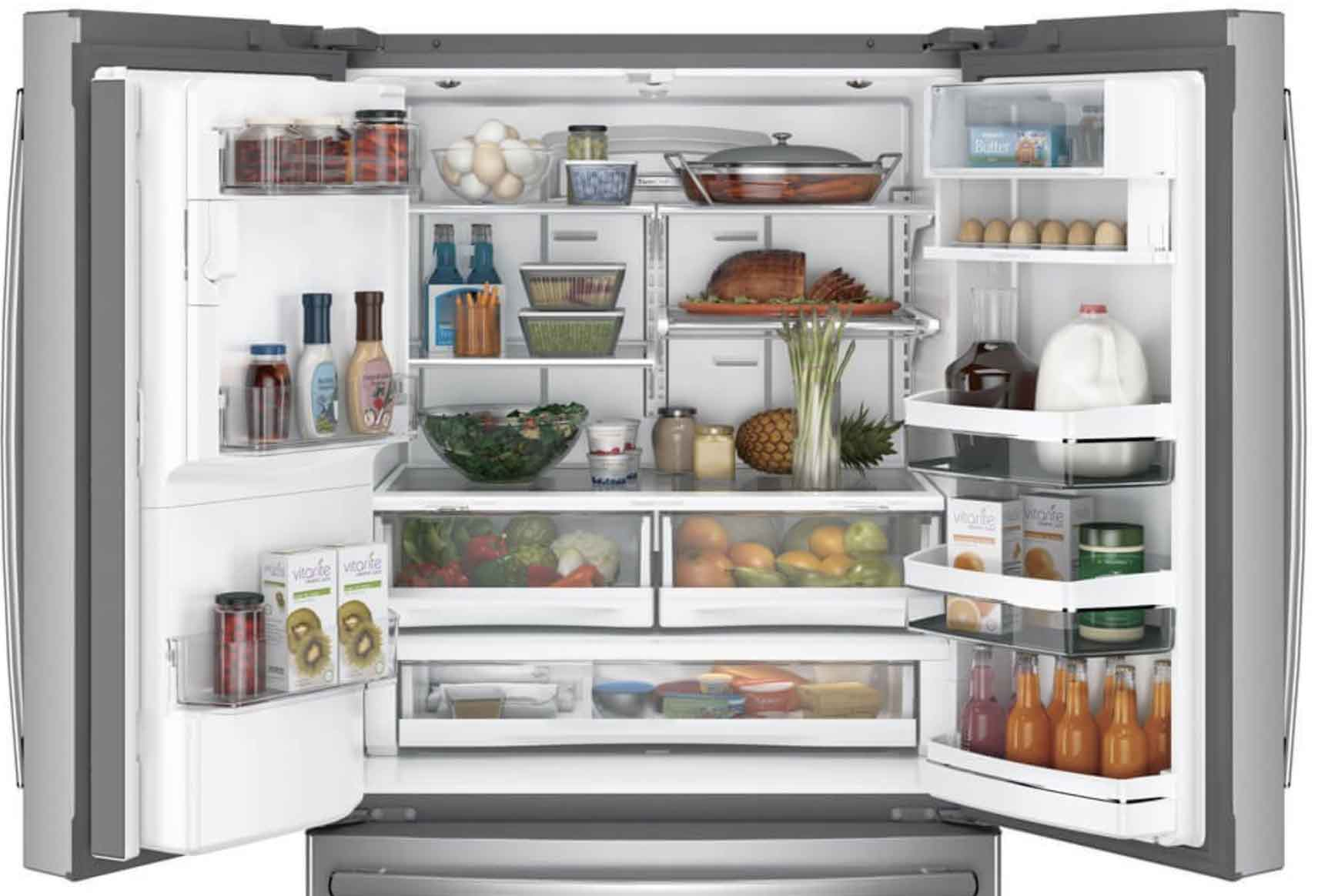 Kitchenaid Krff302ess Ranked List Of The Best Refrigerator S Home Supply Listshome