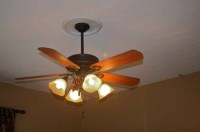 How to Decorate with medallions ceiling fan - Home Sweet