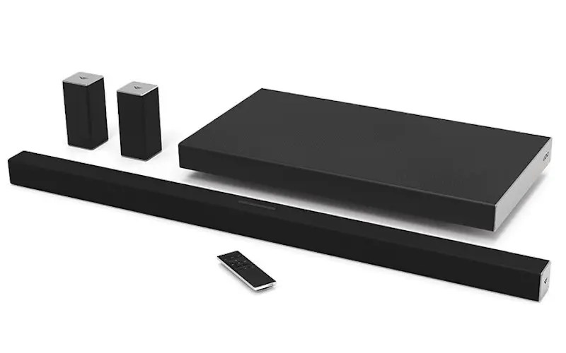 VIZIO SB4551-D5 51-Channel Soundbar System Reviewed