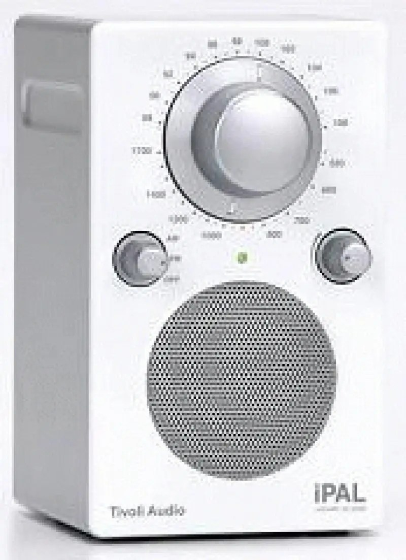 Tivoli Radio Pal Tivoli Audio Pal Music Playback System Reviewed