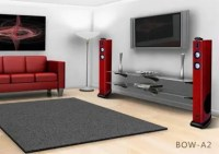 Mistral Bow-A2 Speaker Reviewed