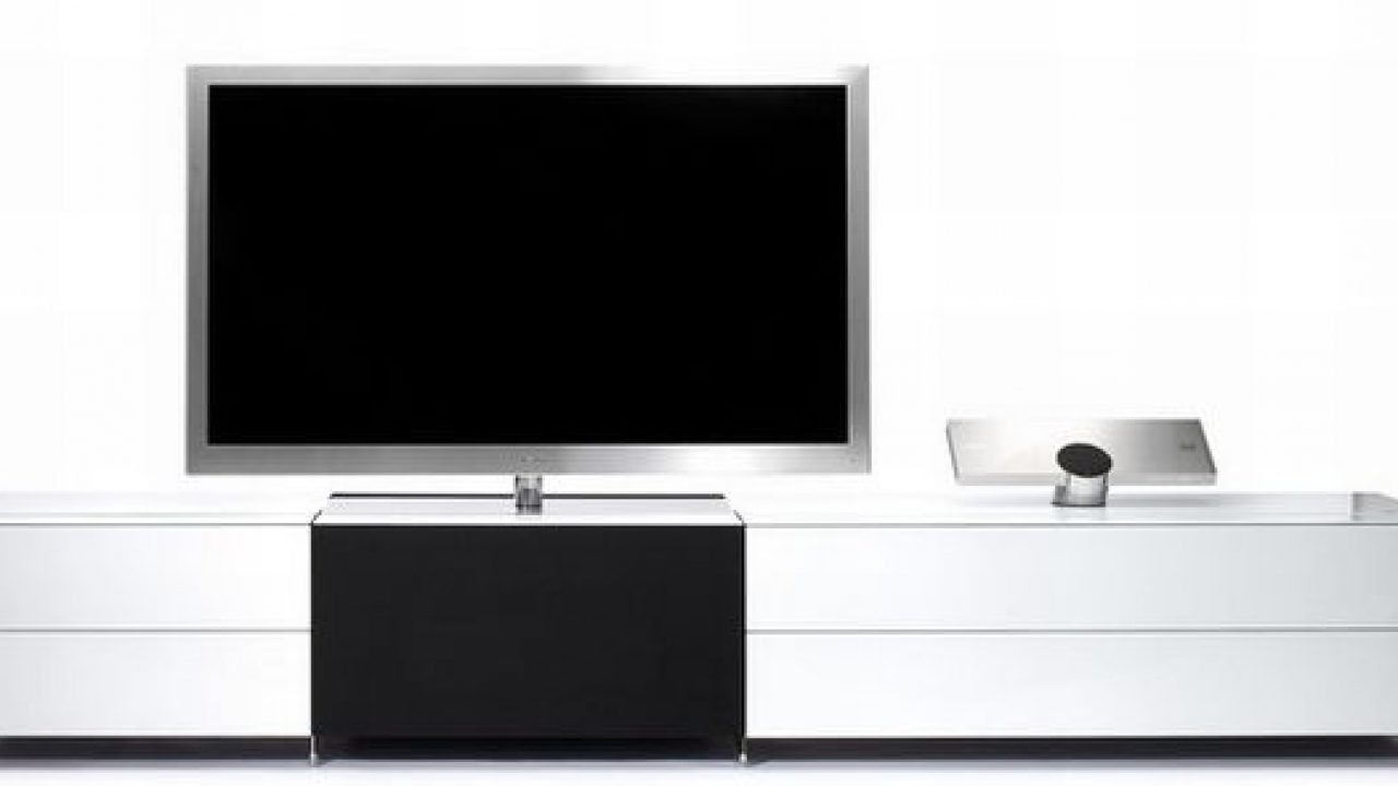 Tv Möbel Cocoon Cocoon Spectral S Hi Fi Tv Stand With Apple Docking Station