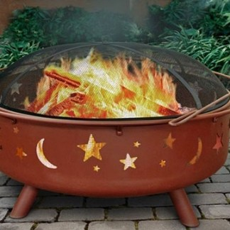 Super Sky Stars & Moons Fire Pit