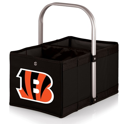 Cincinnati Bengals Urban Canvas Basket