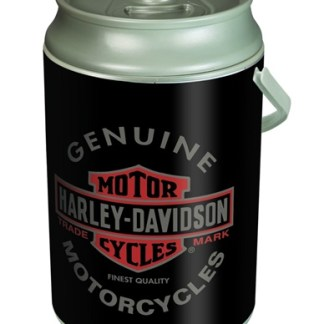 Harley Davidson Oil Can Mega Can Cooler