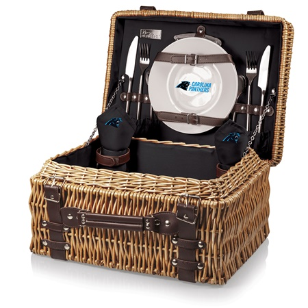Carolina Panthers Champion Picnic Basket