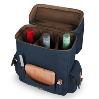 Moreno Three Bottle Wine Cheese Tote
