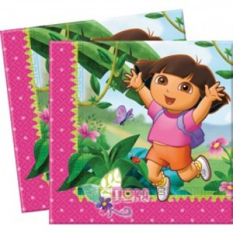dora-lunch-napkins