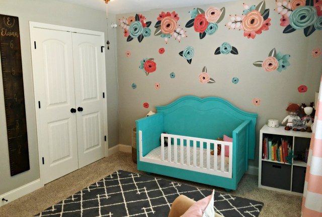 i love elainas new big girl room and would totally have it be my own room if my husband would let me haha im sure as she gets older she will want - My Own Room