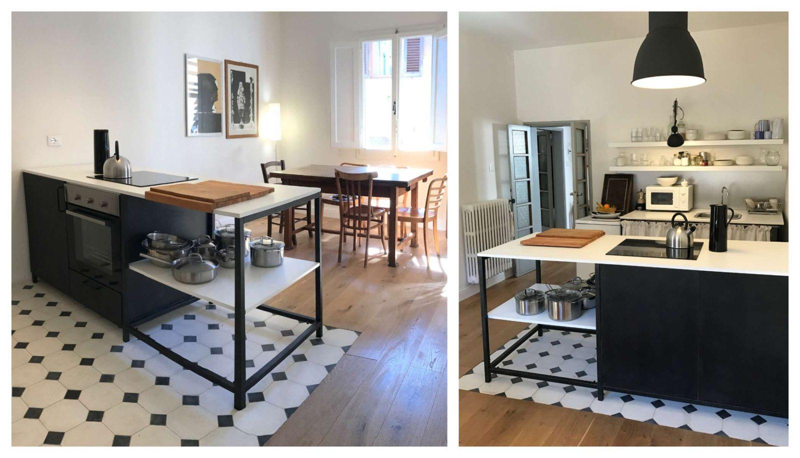 Pavimento Cucina Parquet E Piastrelle | Pavimenti Per Cucina Bianca ...
