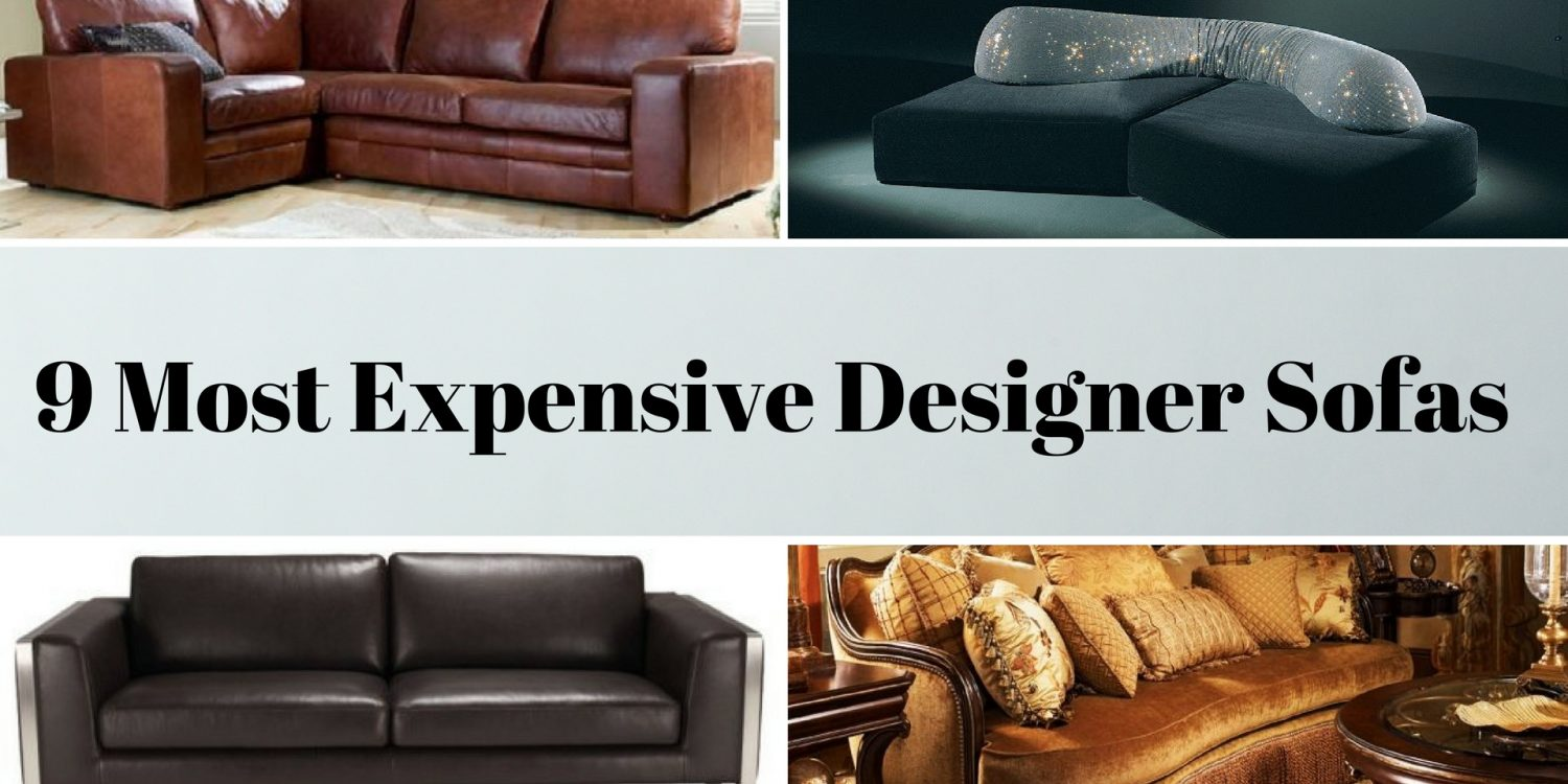 Designer Couch Most Expensive 9 Designer Couches Home Vanities