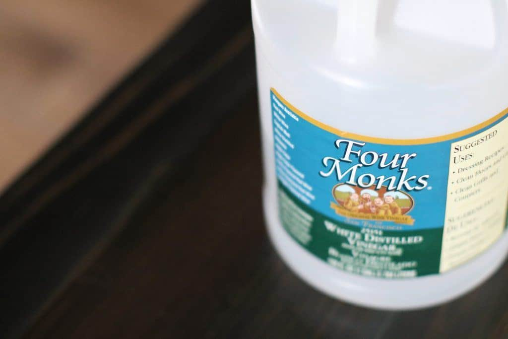 How To Clean Carpet With Vinegar And Nothing Else