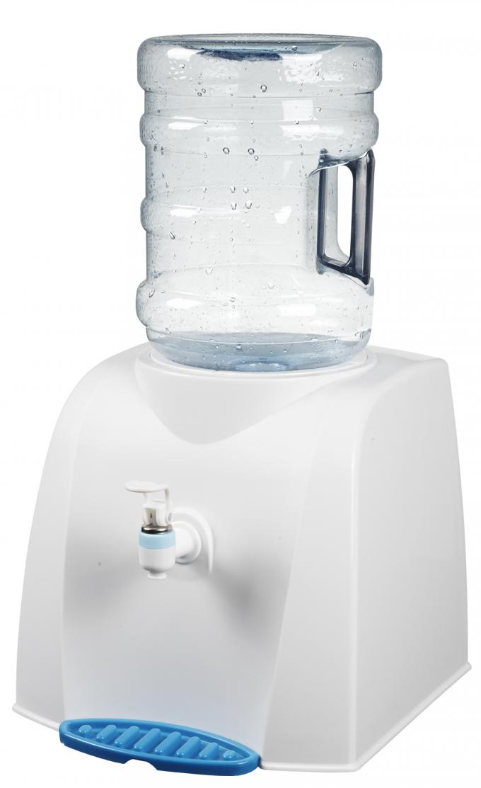 Production Factory Manufacturer For Home Square Type Top Load Plastic Water Cooler Mini