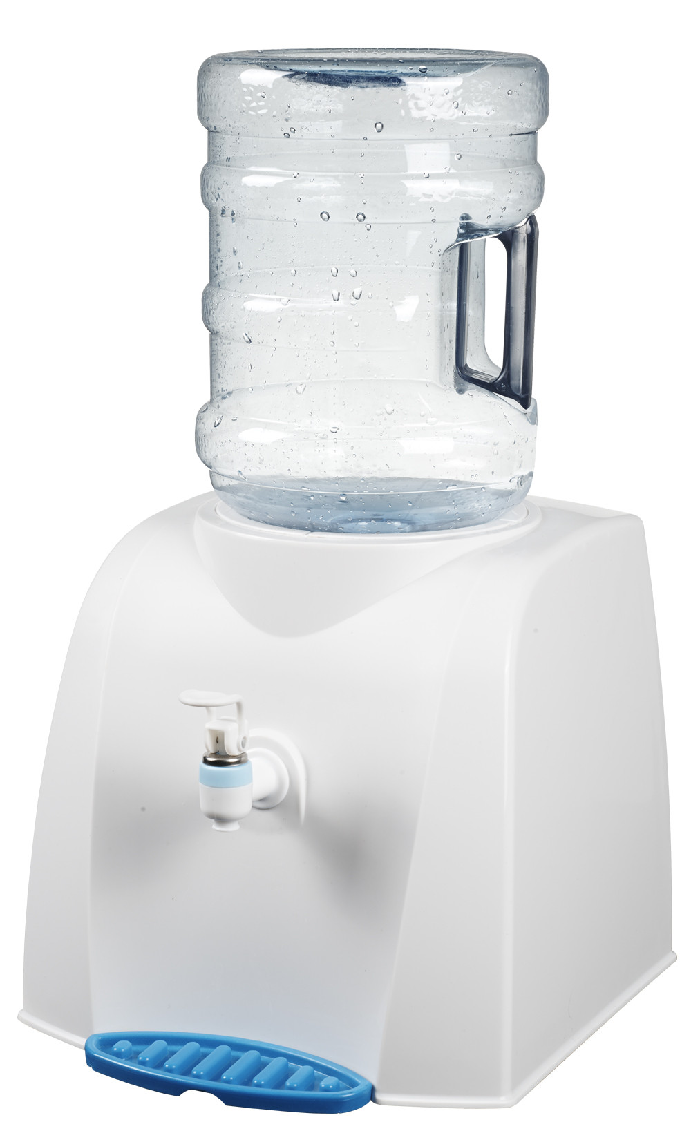 Mini Water Dispenser For Home Square Type Top Load Plastic Water Cooler Mini Filtered Water Dispenser