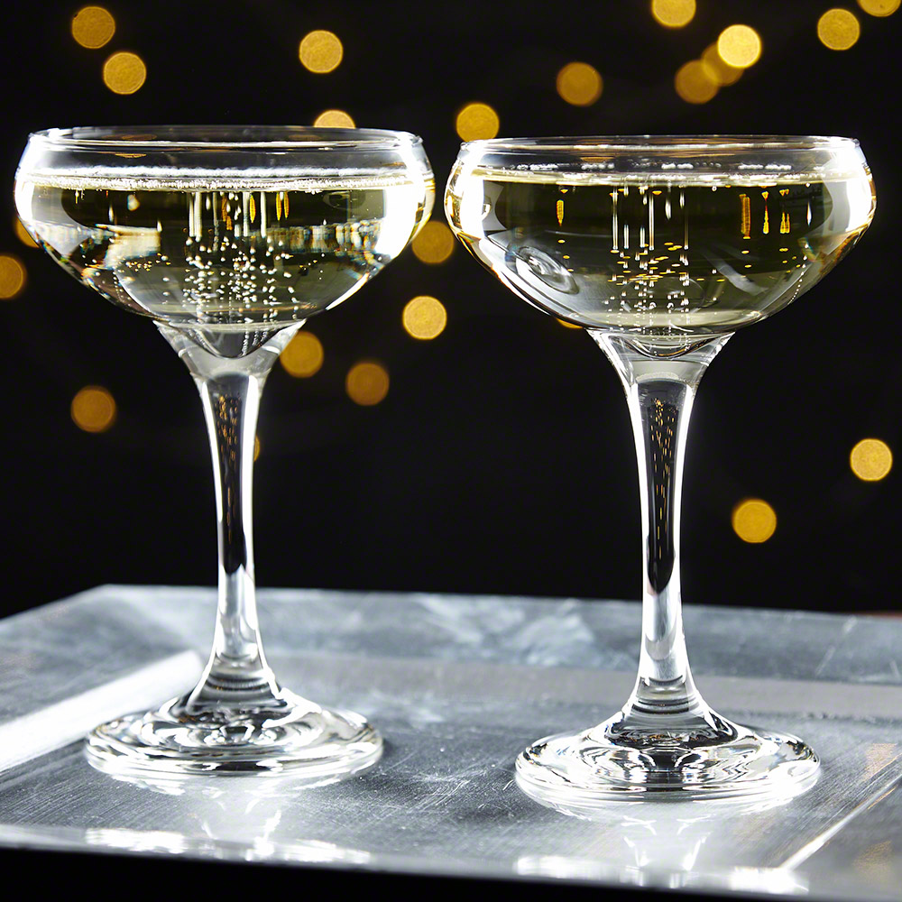 Champagne Coupe Gatsby Champagne Coupe Glasses Set Of 2