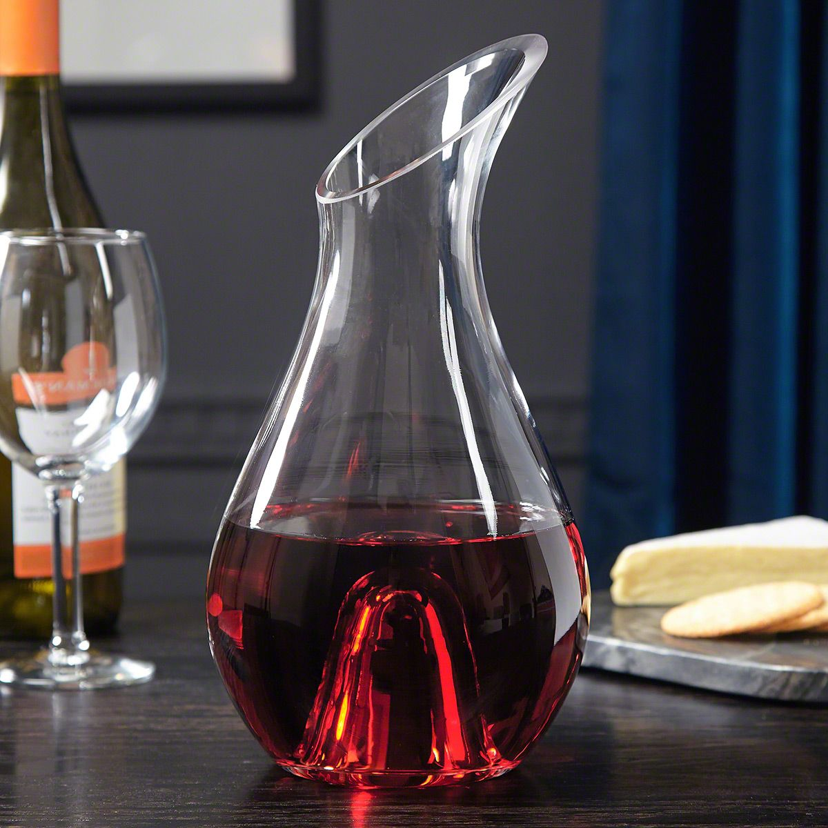 Karaffe Wein Salvestro Glass Wine Carafe (engravable)