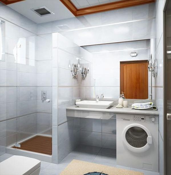 15 Modern and Small Bathroom Design Ideas Home with Design - bathroom ideas on a budget