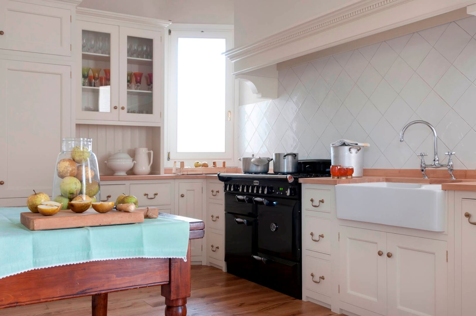 Cucina A Gas Stile Country La Classica Cucina Country In Stile Inglese Georgiano