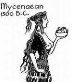 Symbols Of The Minoan Goddess Religion Labyrinthos Potnia