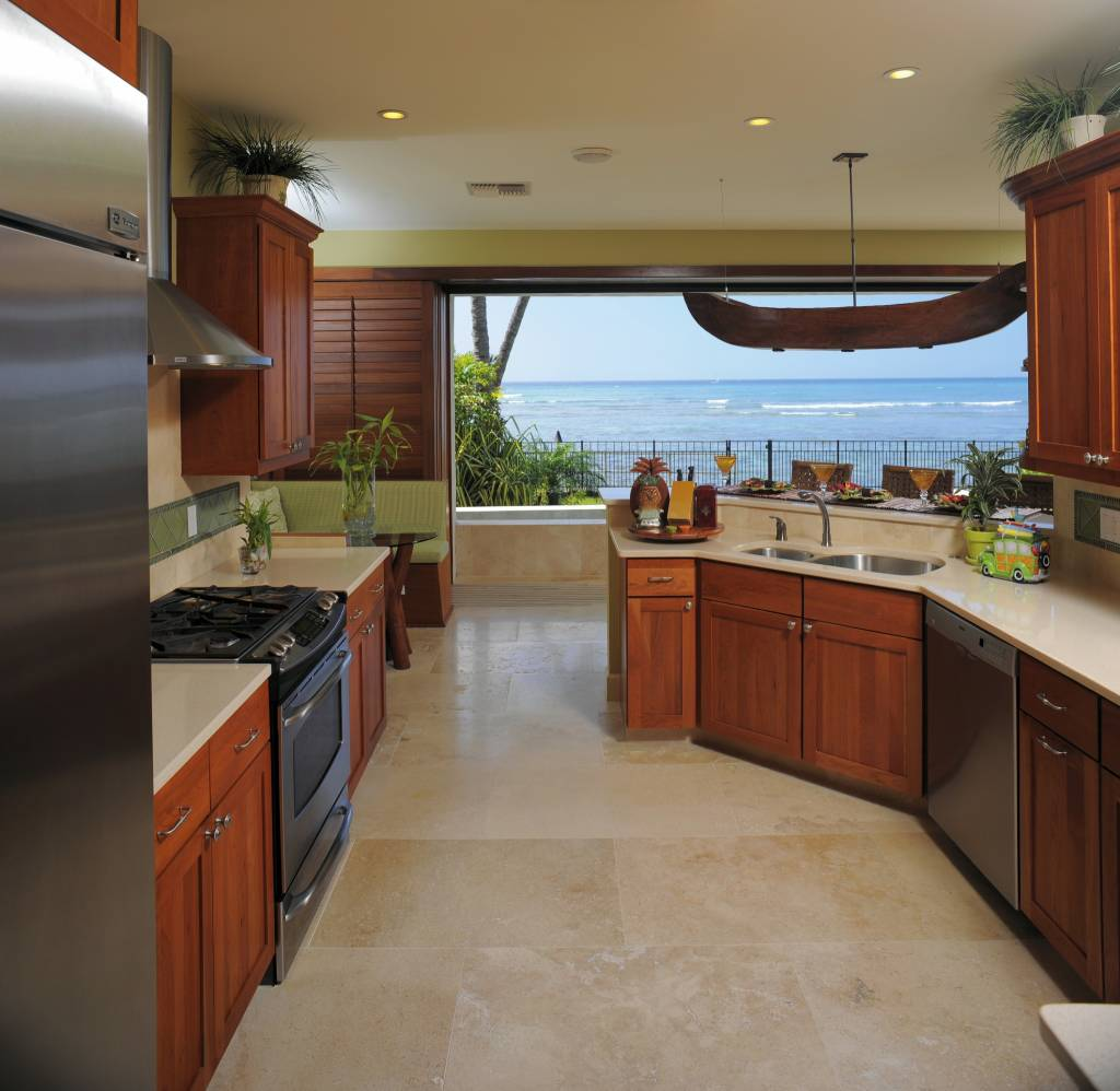 Kitchen Layouts Five Basic Kitchen Layouts - Homeworks Hawaii