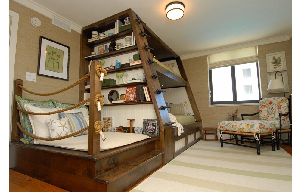 Bunk Bed For Kids39 Room By Del Mar
