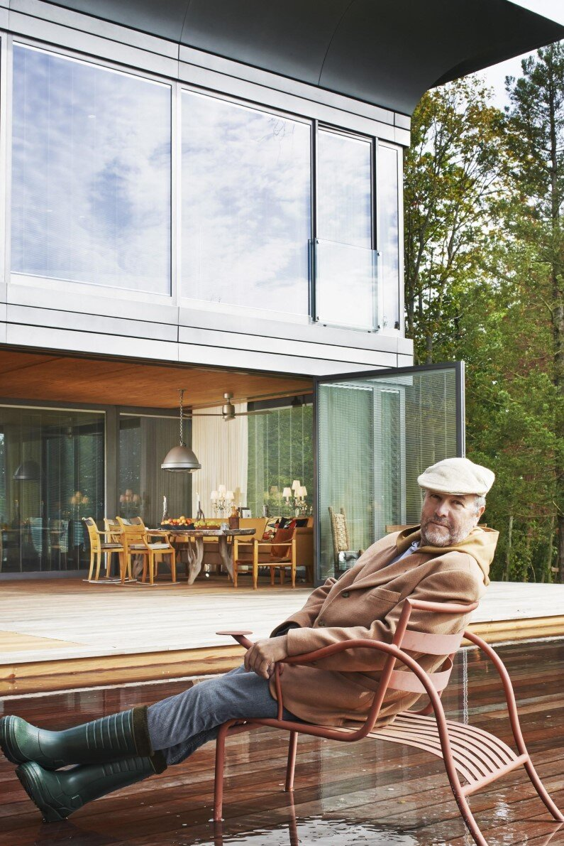 Philippe Starck Collection Of Prefabricated Homes With High Eco-technology
