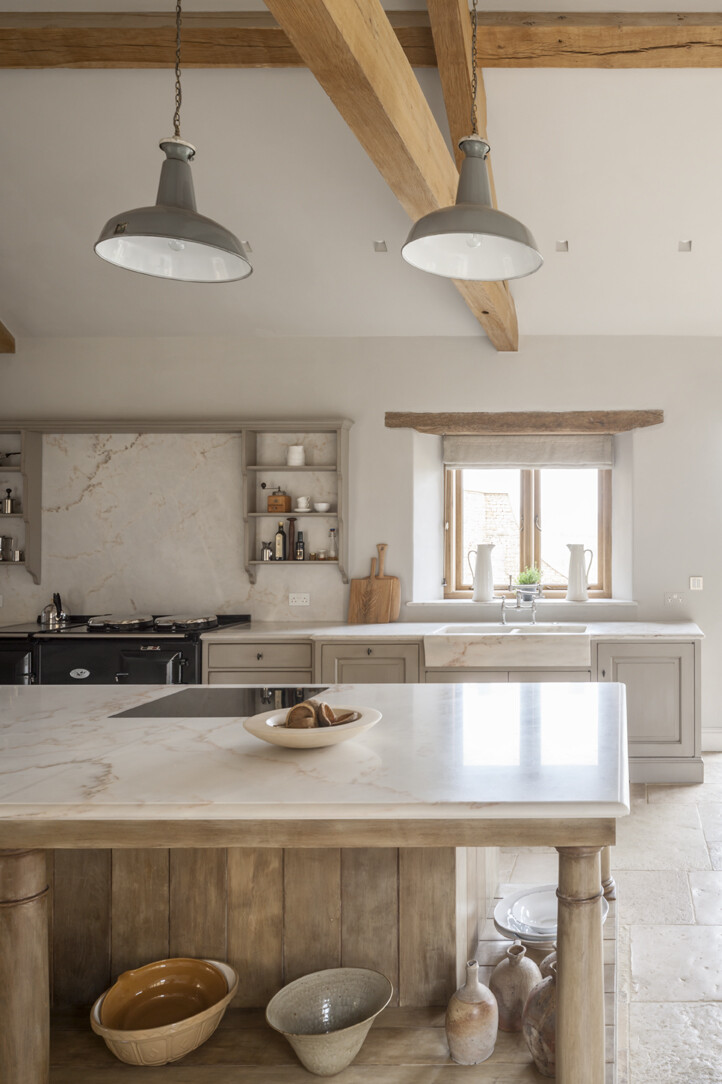 Modern Contemporary Design House Modern Rustic Kitchen By Artichoke