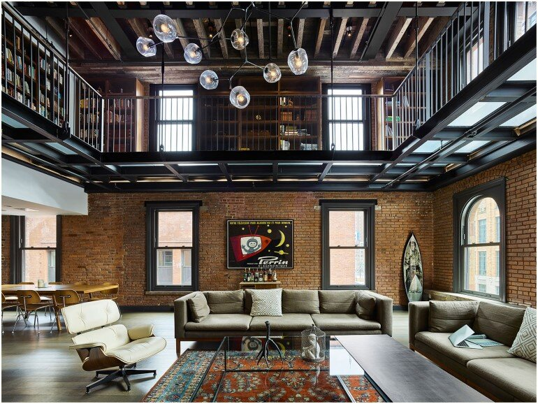Loft Bilder Tribeca Loft - 1892 Building Transformed Into A Home In St