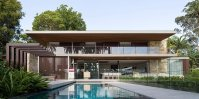 Sticks and Stones Home by Luigi Rosselli Architects