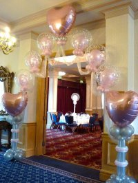 20+ Awesome Balloon Arch Decorations 2017