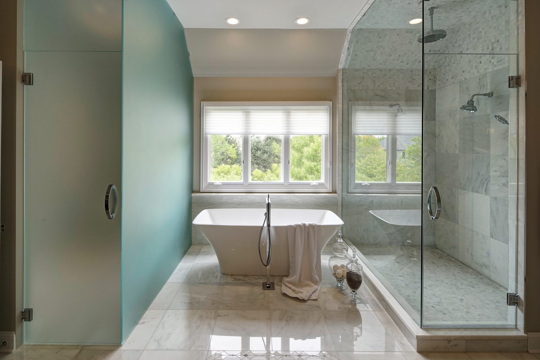 Beautiful Bathroom Remodels That Actually Fit Your Budget Homeyou