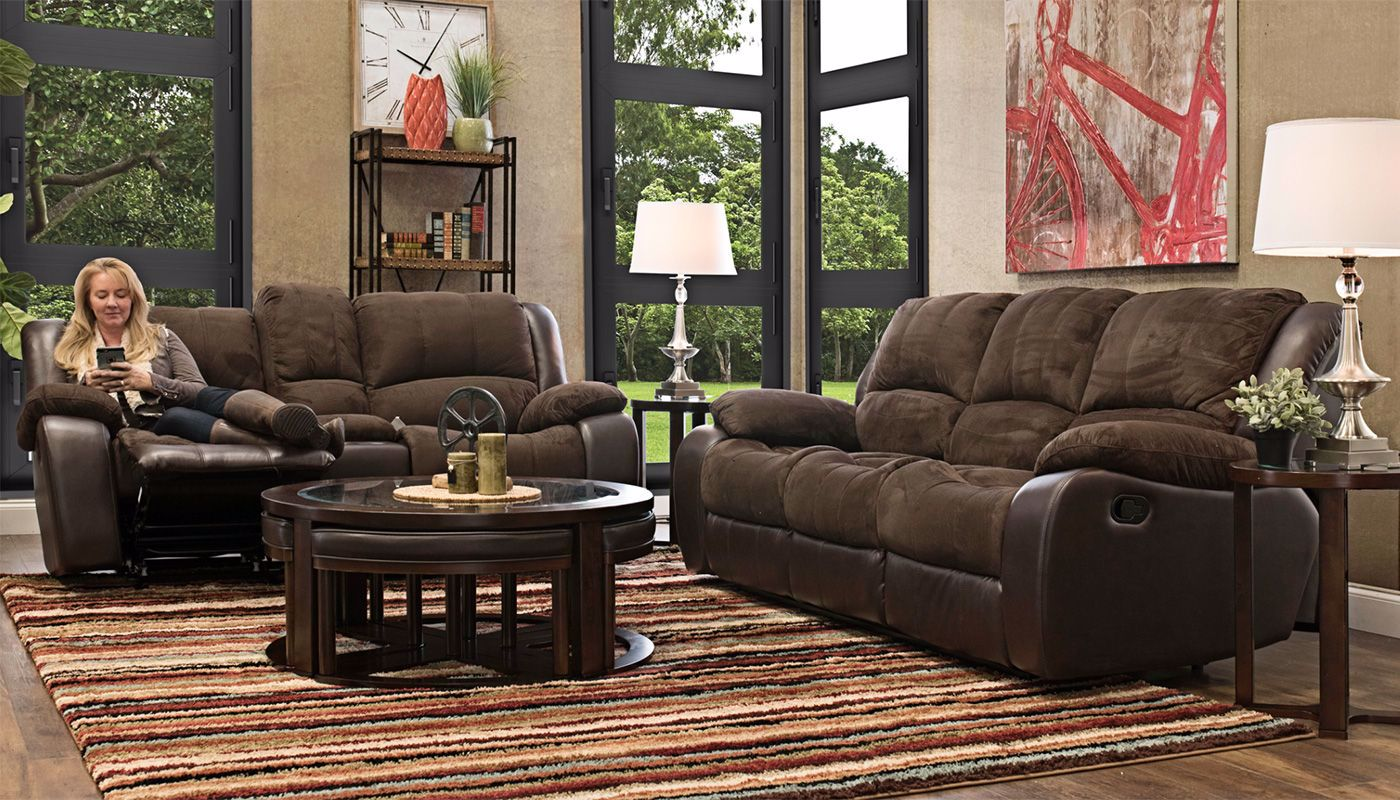 Sofa Sets In Living Room Safari Power Sofa Loveseat