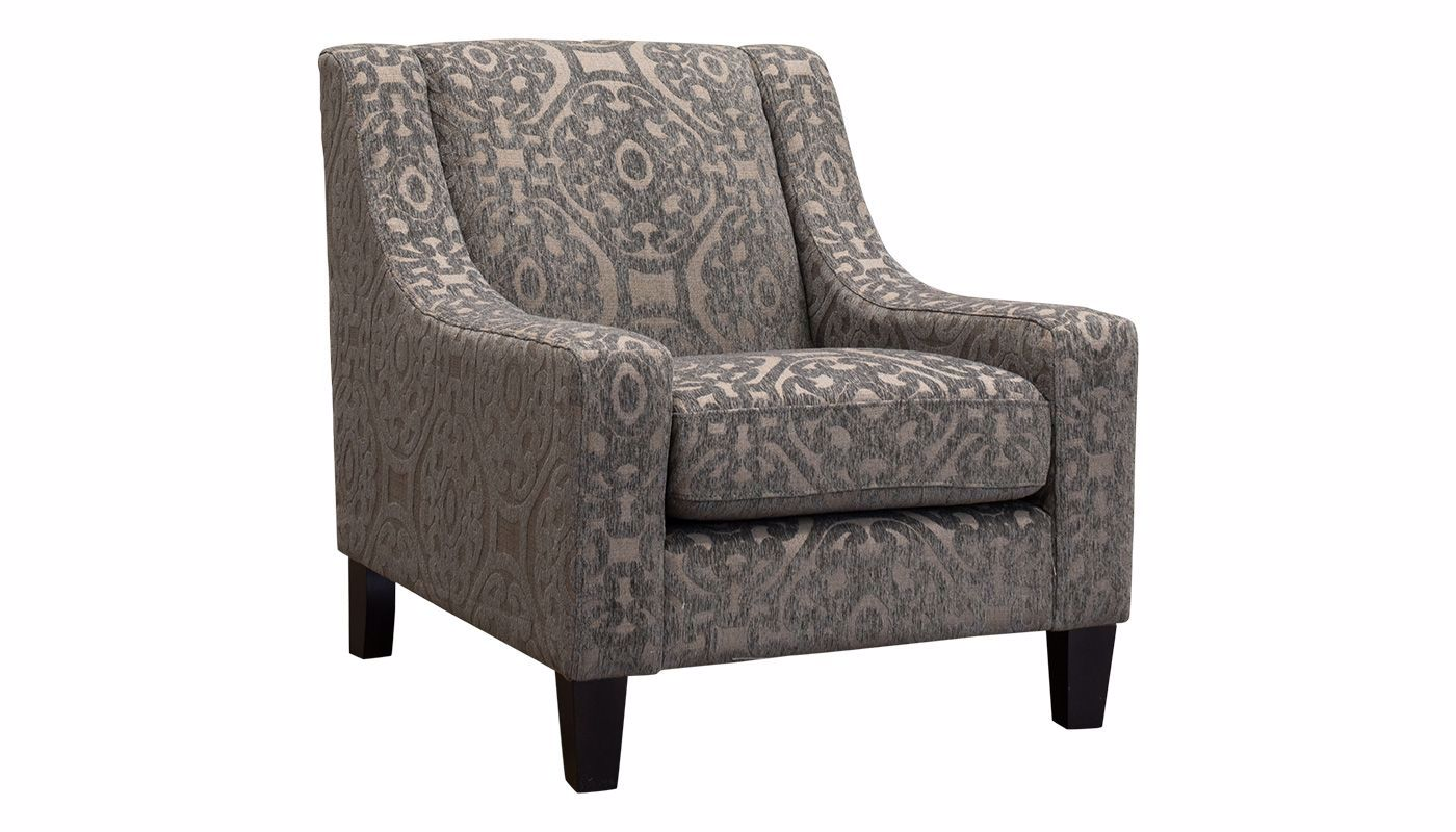 Abby Accent Chair - Home Zone Furniture | Living Room ...