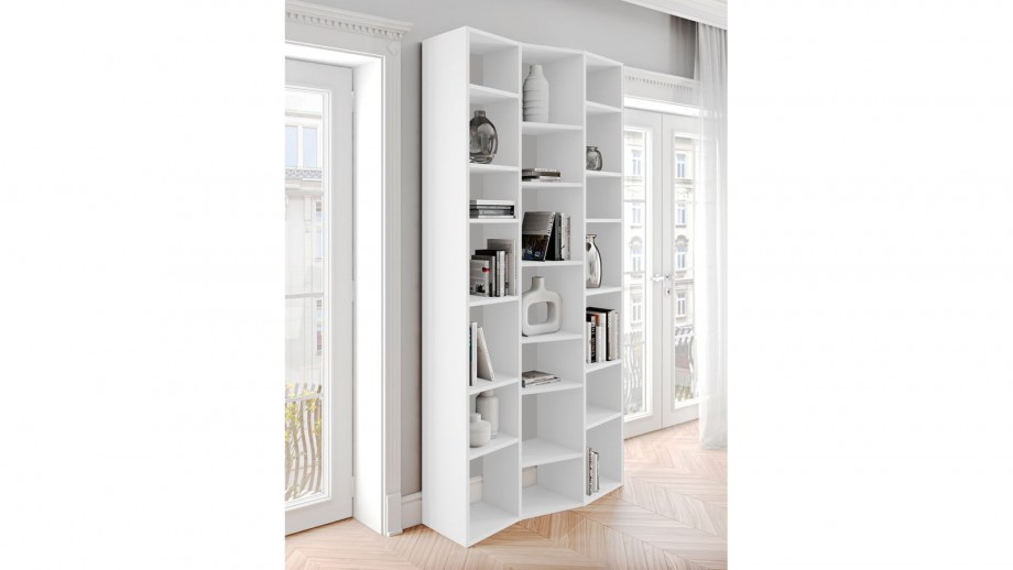 Etagère Xs Blanche Collection Valsa Temahome Homifab
