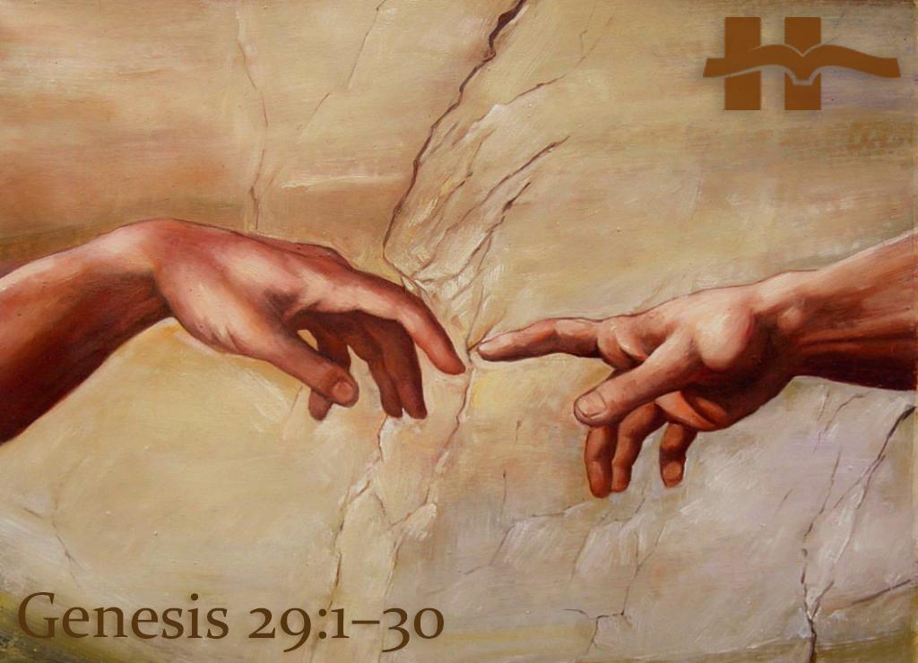 Genesis 29:1−30