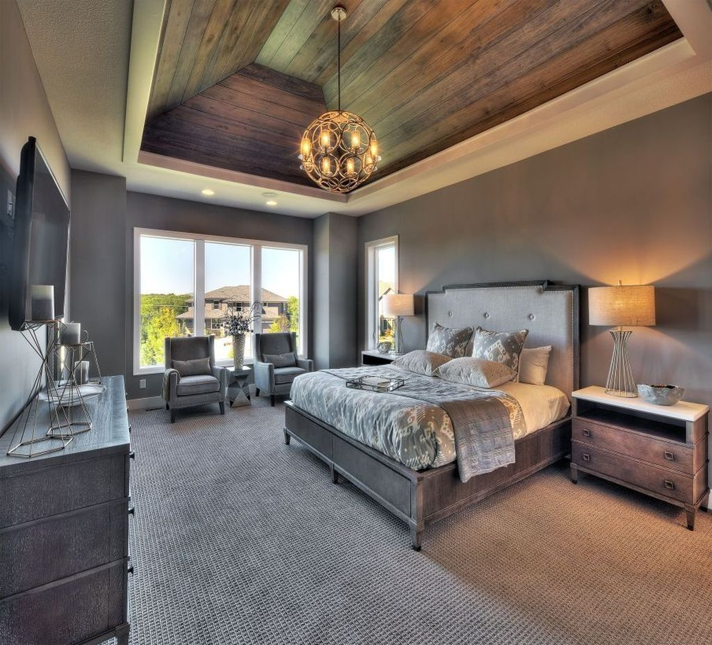 35 Stunning Master Bedroom Ideas Homishome