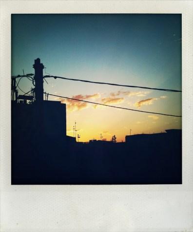 Lever de soleil Dakar